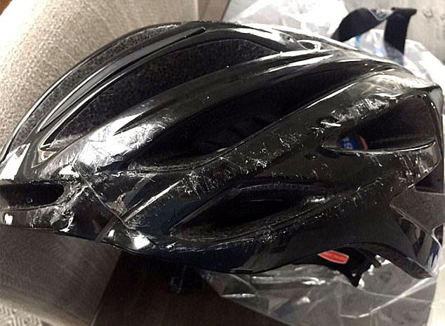 nón xe đạp củng quan trọng không kém