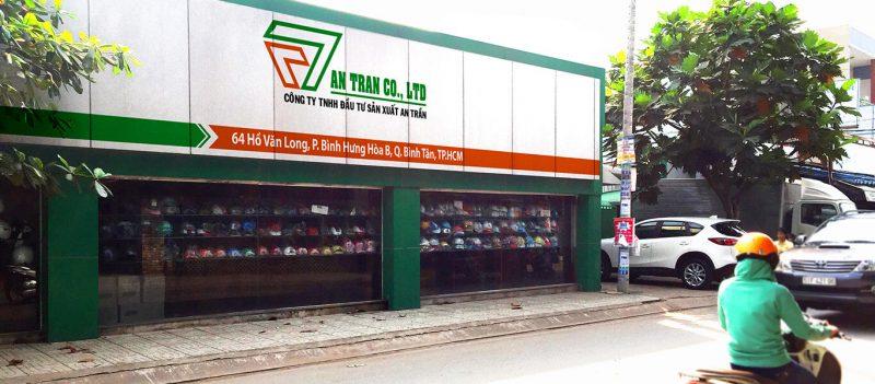Công ty tnhh đầu tư sản xuất An Trần